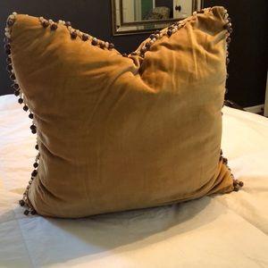 Velvet Accent a Pillow